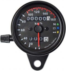 DKMOTORK 0021 Speedometer with Odometer