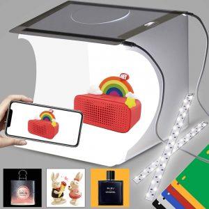 DUCLUS Mini Photo Light Box