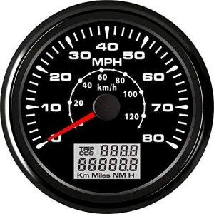 ELING GPS Speedometer Odometer