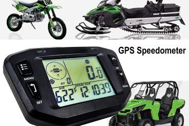GPS Speedometer with Odometer