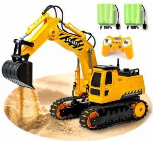 Gili RC Excavator