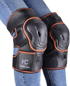 HailiCare Massaging Heated Knee Pad