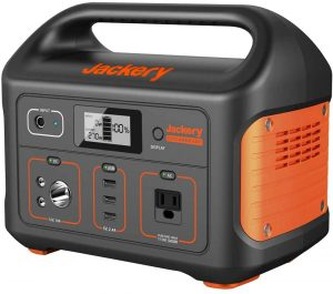 Jackery Explorer 500, 518Wh Outdoor Portable Power Station