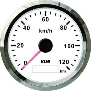 KUS GPS Speedometer Odometer Gauge Meter
