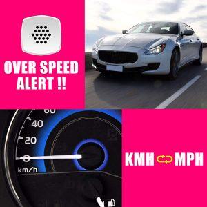Kingneed GPS Speedometer Odometer