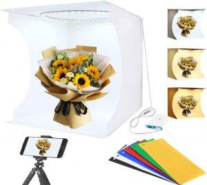LightsEtc Adjustable Photo Light Studio Box