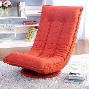 Merax Sleeper Swivel Video Floor Rocker Gaming Chair