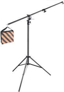 Neewer Tripod Boom Light Stand