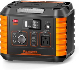 PAXCESS Portable Camping Generator, Light for Travel