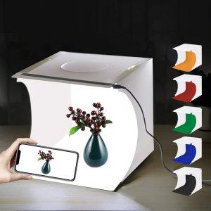 PULUZ Mini Photo Studio Light Box