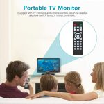 Top 10 Best Portable Televisions in 2021 Reviews | Buyer's Guide
