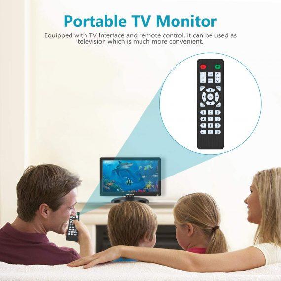 Portable Television