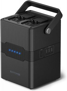 RAVPower Portable Power Station for Outdoors Camping