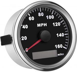 SAMDO Universal GPS Speedometer with Odometer