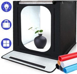 SAMTIAN Portable Photo Light Box