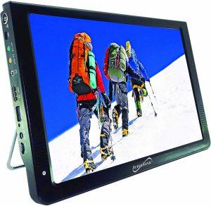 SuperSonic SC-2812 Portable Widescreen