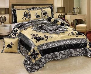 Tache Home Fashion BM-4358L-CK Comforter Set