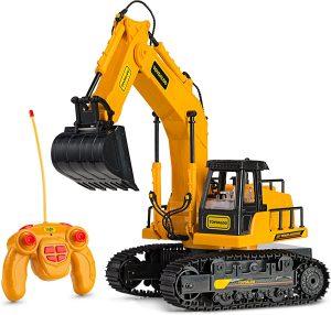 Toydaloo RC Excavator