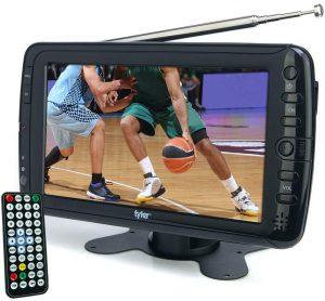 "Tyler TTV701 7"" Portable Widescreen LCD TV"