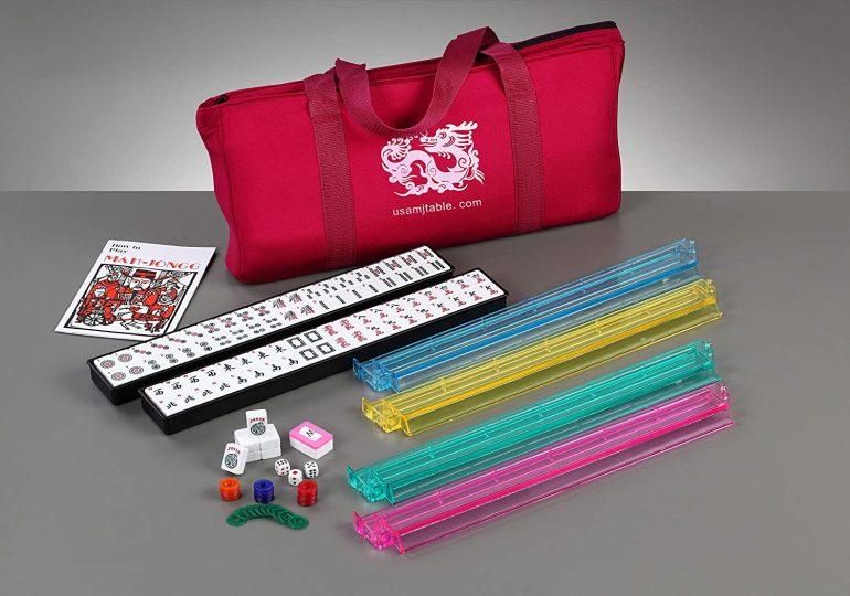 mahjong set