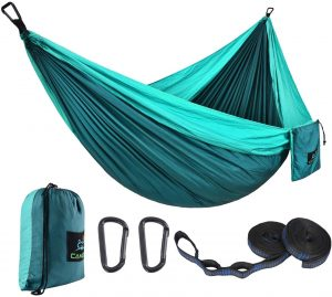 CAMDEA Lightweight Portable Outdoor Hammock Beach Resort