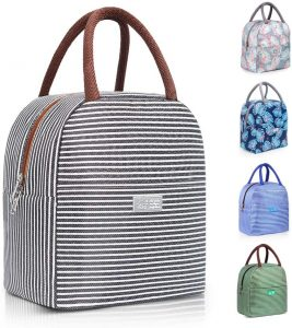 DAS TRUST Upgraded Durable Fashionable Freezable Lunch Bag