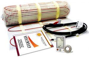 HEATWAVE 25 Sqft Electric Floor Heating System