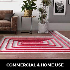 Happybuy 1000Ft PEX Radiant Floor Heating