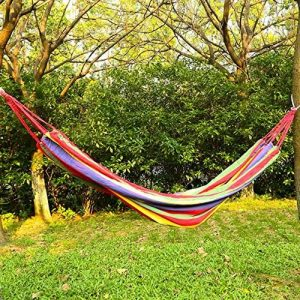 Honesh 2 Person Outdoor Leisure Hammocks Beach Resort