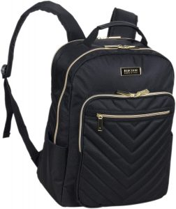 Kenneth Cole Reaction Chevron Laptop Backpack