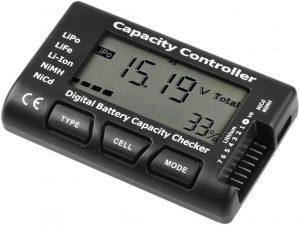 Makerfire Household Digital Battery Tester for All Batteries