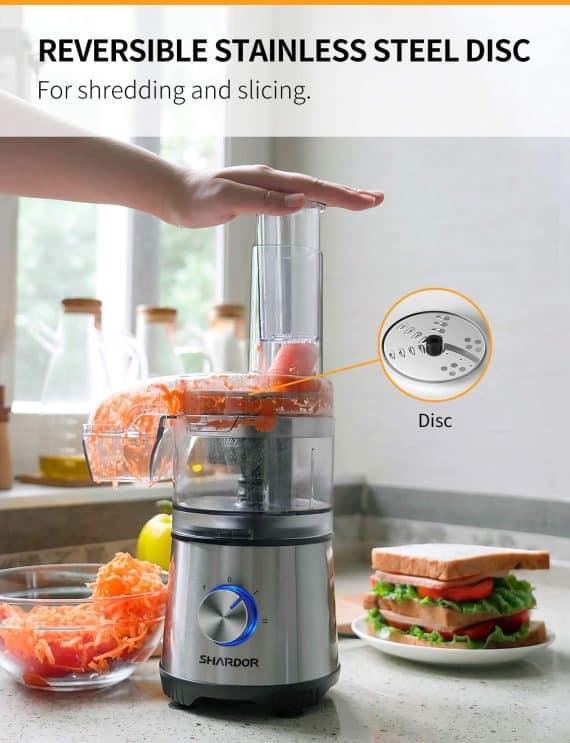 Mini Food Processor