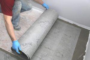 Nuheat Standard Mat Floor Heating System 120 V
