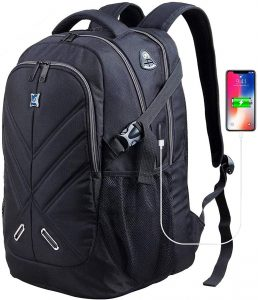 OUTJOY 17 in Laptop Backpack