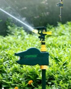 PierTech Motion Activated Sprinkler