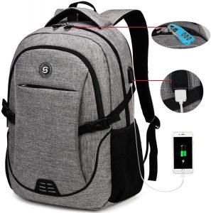 SOLDIERKNIFE Waterproof Laptop Backpack