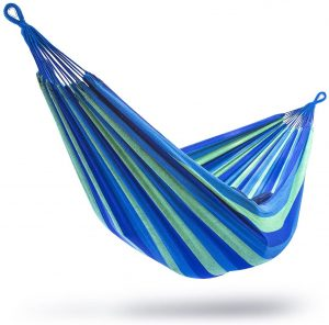 Sorbus Extra-Long 2 Person Portable Hammock Beach Resort