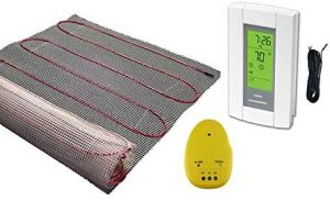 Warming Systems 120 V Tile Radiant Floor Heating Mat
