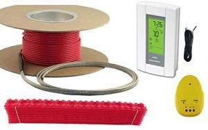 WarmlyYours TRT120-KIT-OT Electric Heating Roll Kit