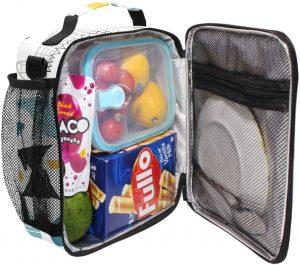 ZOEO Dinosaur Waterproof Freezable Lunch Box