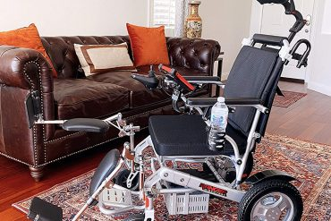 3 wheel electric scooter for adult with seat