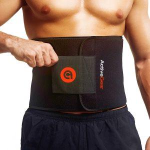 ActiveGear Waist Trimmer Belt Slim Body
