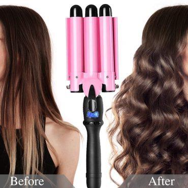 Hair Curler Machine for Professionals