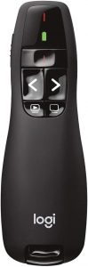 Logitech Wireless Presenter R400 Remote Clicker