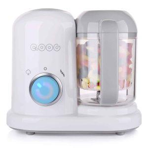 Minne QOOC 4-in-1 Baby Food Maker