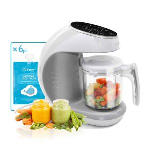TCBunny 7-in-1 Baby Food Maker Processor