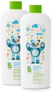 Babyganics Foaming Alcohol-Free Fragrance-Free Hand Sanitizer