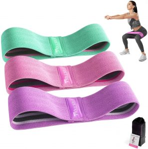 FRETREE Exercise Resistance Loop Bands