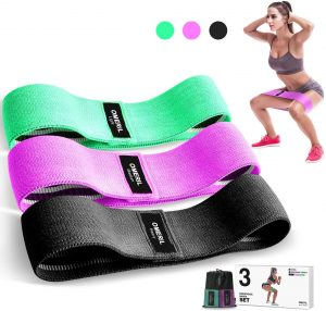 OMERIL 3 Packs Resistance Bands Set