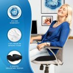 Top 10 Best Orthopedic Seat Cushion for Pressure Relief in 2021 Reviews